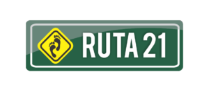 ruta 21 adventure agency logo