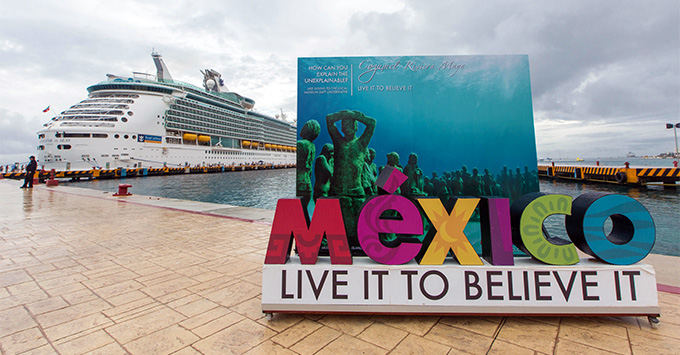 What to do when arriving in Mexico?
