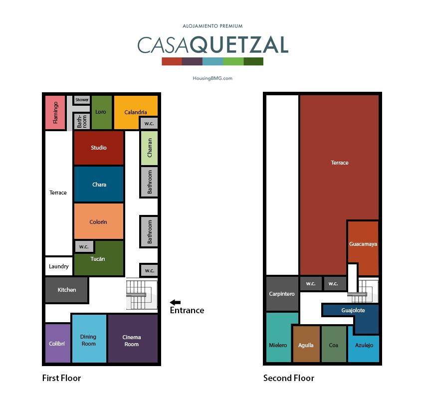 Casa Quetzal Chapultepec
